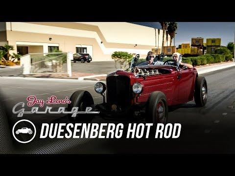 1934 Duesenberg Hot Rod  Jay Leno's Garage