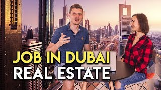 How to become a real estate agent in Dubai. Jobs in UAE 2018.