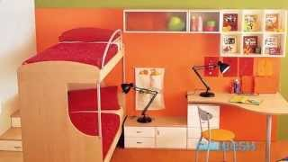 видео детская игровая мебель