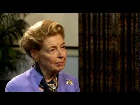 Mallory Factor Interviews Phyllis Schlafly
