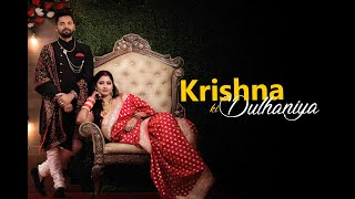 Krishna ki Dulhaniya || Lal Krishna & Debasmita || Dark Pixel Photography