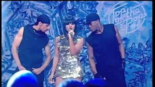 Alexandra Burke - Bad boys - 2009 Top of The Pops