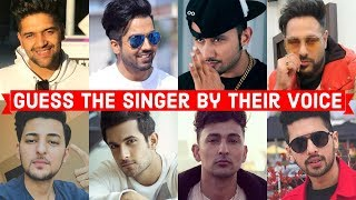 Try to Guess the Singer in 7 seconds Challenge Extreme!! Bollywood ...