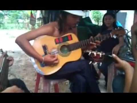 Zamani Slam Gerimis Mengundang instrumental(COVER)-Kg Paya Lenga