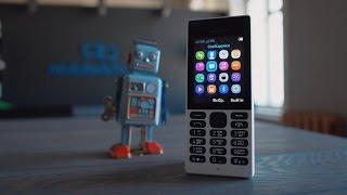 Nokia 150 или готовимся к худшему с Nokia 3310 (review)
