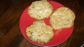 Toasted Cashew Black Fig Oatmeal Cookies 1/4 Chef John The Ghetto Gourmet