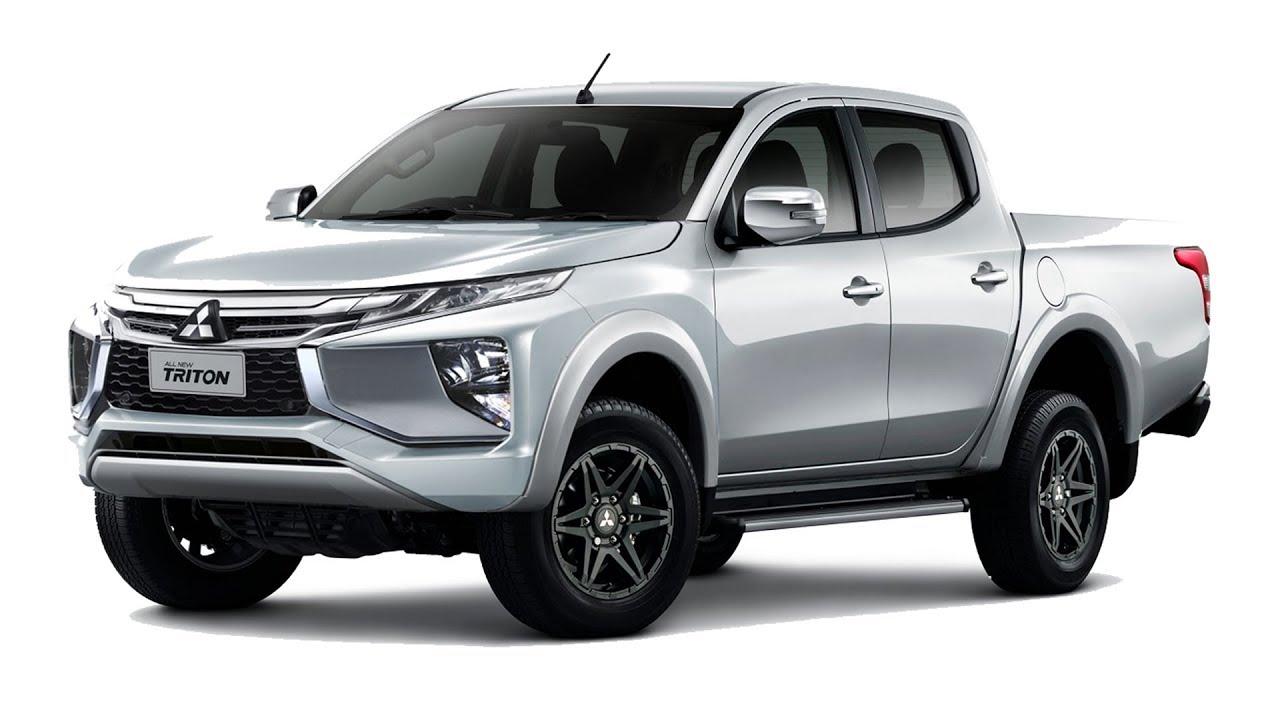 เผยภาพเรนเดอร์ 2019 Mitsubishi Triton (มิตซูบิชิ ไทรทัน