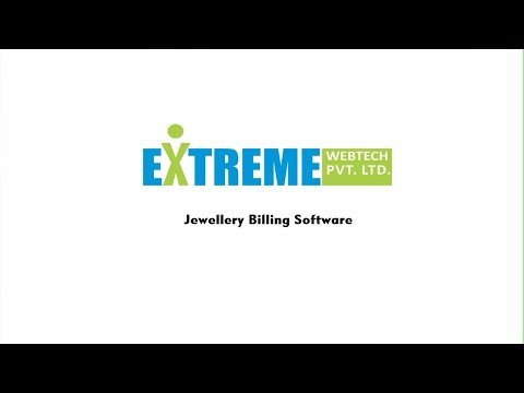 Extreme Jewellery Software Presentation
