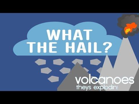 What The HAIL?! Summer Snow & Volcanoes E x p l o d i n g ! GSM News