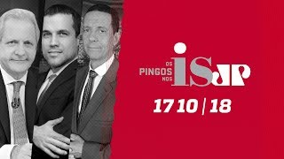 Os Pingos Nos Is - 17/10/18
