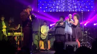 Liv Warfield [Featuring Doug E. Fresh] - Lena Blue [xtended Live jam] 1.28.14