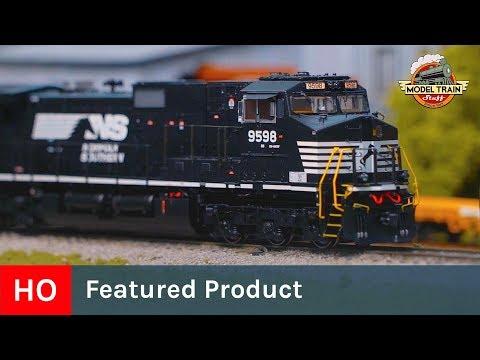 HO Scale Scaletrains GE Dash 9 Series