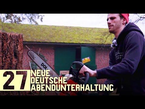 Kettensägen im Kliemannsland, Film Fights, Gunnars Zauber-Show, Lilly Among Clouds live | NDA  #27