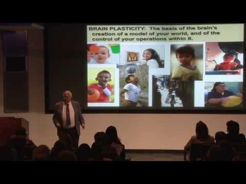 """Utilize Your Brain's Plasticity for Brain Health"" Lecture with Dr. Michael Merzenich"