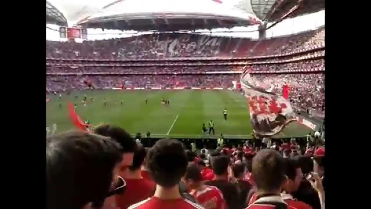 Benfica Vs Nacional: Benfica Vs Nacional 04/04/2015 No Name Boys, Segundos