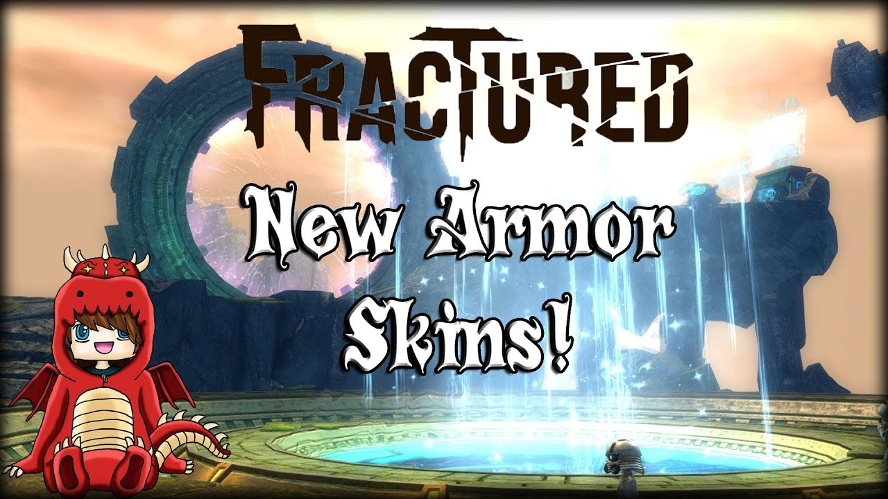 Guild Wars 2 New Armor Skins Wtf That Light Armor Youtube