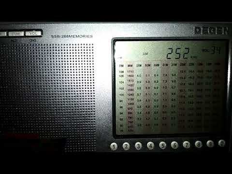 2017-10-08 2001 UTC 252 kHz RTÉ Radio 1 (Ireland) under Chaîne 3 (Algerie)