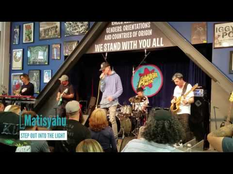 Matisyahu - Step Out into The Light @ Amoeba Records Hollywood