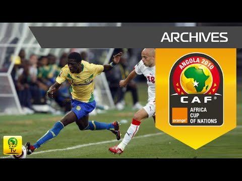 Gabon Vs Tunisia & Cameroon Vs Zambia | Orange Africa Cup Of Nations, ANGOLA 2010