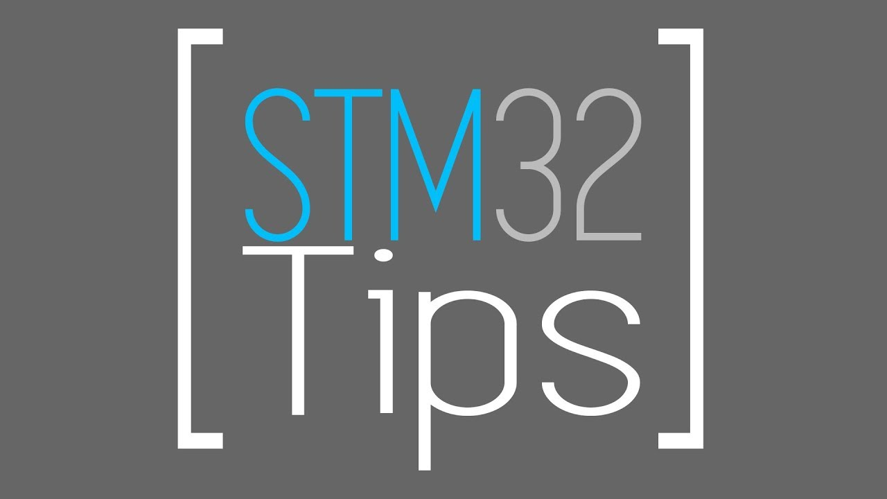 STM32 TIPS: Get Unique Device ID & FLASH size from chip