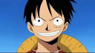 Character Origins: Monkey D.  Luffy