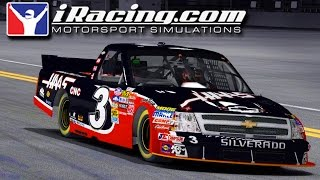iRacing - Truck Race at Daytona