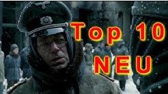 Die 10 besten Kriegsfilme