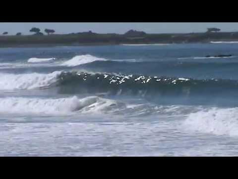 Asilomar State Beach - Simone Brazil Surf Style