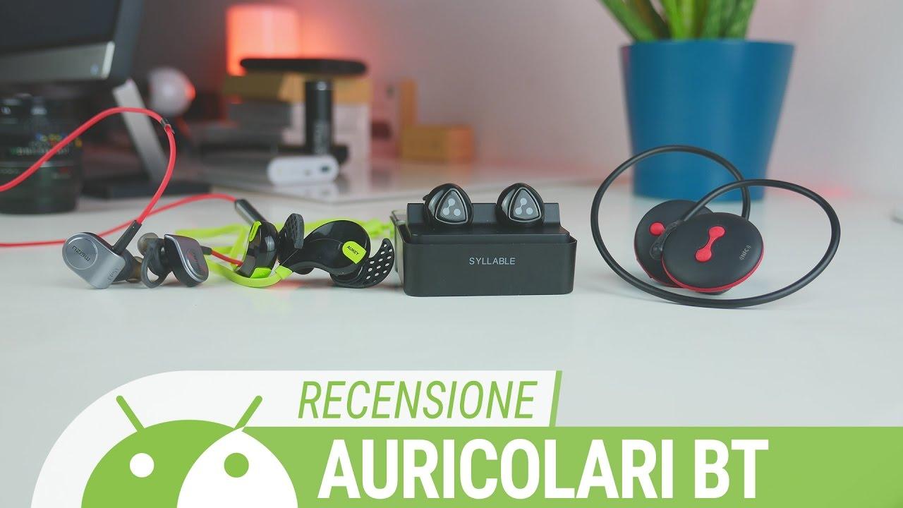 Cuffie Bluetooth  4 alternative economiche alle AirPods! Recensione ITA  TuttoAndroid - YouTube 039591b1b845