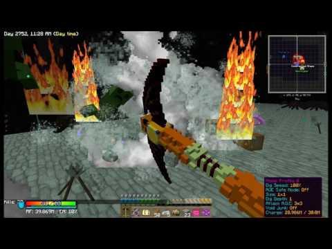 Sky Factory EP 30 Pseudo - Inversion Sigil Ritual Part 2
