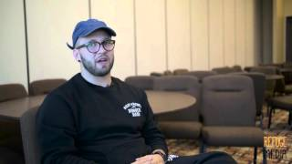 Uncomfortable Interview with Andy Mineo by Sketch the Journalist