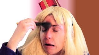 $iirin Make-up Tutorial 83. ♥ Viileä kesämeikki ♥ (Cool summer look) [PARODIA]