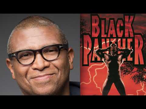 The B&N Podcast: Reginald Hudlin on BLACK PANTHER