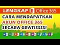 - Cara Mendapatkan Akun Office 365 Secara GR4T1S