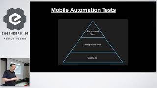 Creating more value out of your mobile automation tests by Kenneth Poon - Agile Singapore