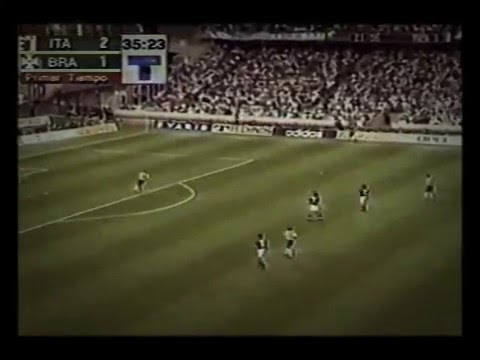 Brazil vs France 1997 Tournoi de France Commentario ESP
