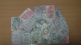 как �делать игральные карты (ч 1)