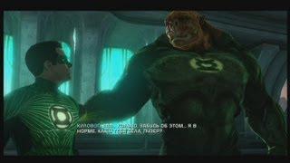 Green Lantern Full game Walktrought Gameplay part 2 XBOX 360 PS 3 PC
