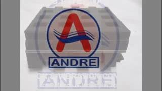 Rubber pads NSN series - ANDRE HVAC International Inc