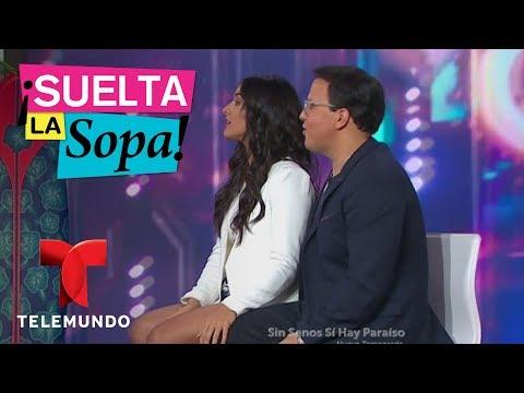 Raúl González y Ana Lorena Sánchez estrenan Gran Oportunidad   Suelta La Sopa   Entretenimiento