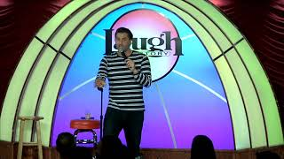 Comedian ADAM RAY - CROWD WORK on 8/31/18