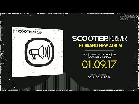Scooter - Scooter Forever (Album Minimix)