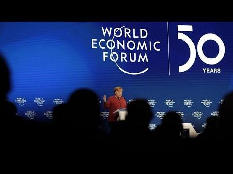 euronews (em português): Os presentes e os ausentes no Fórum Económico de Davos