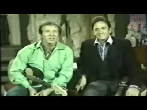 Johnny Cash And Marty Robbins - Streets Of Laredo 1969