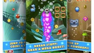 Mega Jump: iPhone/iPod Touch App Review (Better than Doodle jump =D)