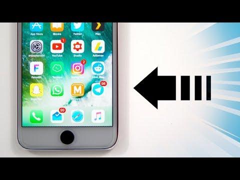 COME FAR DIVENTARE LO SCHERMO DELL'IPHONE IN 3D!