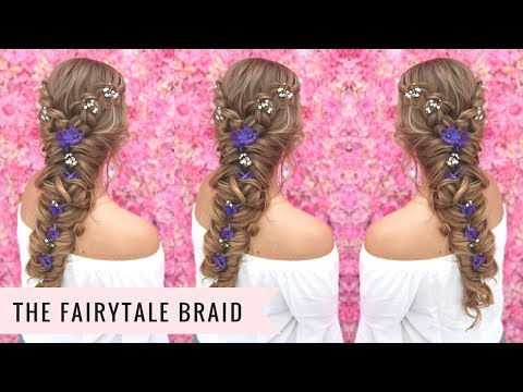 The Fairytale Braid🌸 by SweetHearts Hair
