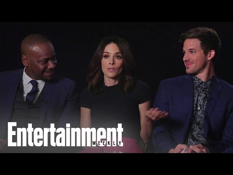 Timeless: Abigail Spencer & Cast Use Six Random Words To Describe   Entertainment Weekly