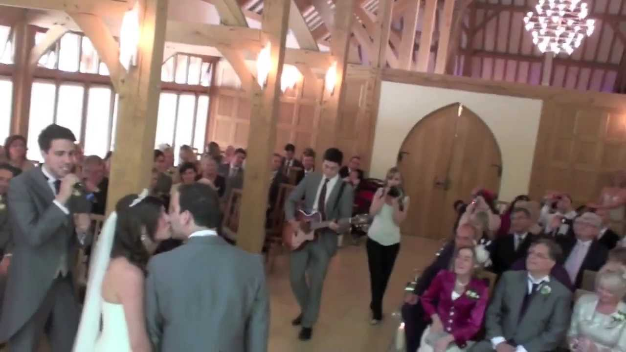 Ellie Goulding Elton John Your Song Wedding Surprise