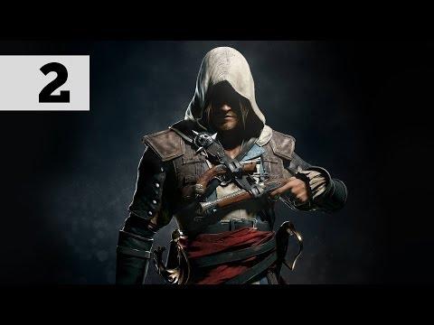 Assassins Creed 4: Black Flag в Генуи - все про Черный Флаг. Пиратские корабли и охота на китов!